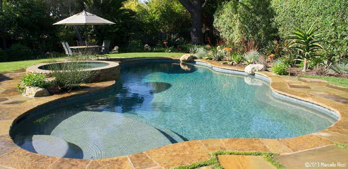 Awesome Freeform Pools Designs Images - Decoration Design Ideas ...